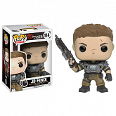 Фигурка Феникса — Funko Gears of War POP! JD Fenix