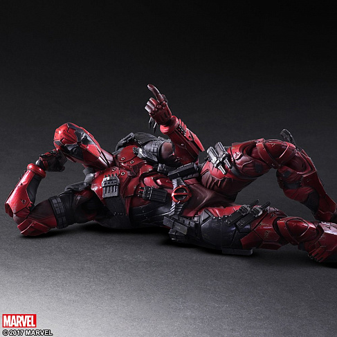 Фигурка Дэдпула — Square Enix Variant Play Arts Kai Deadpool
