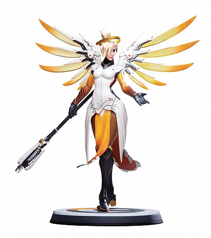 Фигурка Ангела— Blizzard Overwatch Statue Mercy