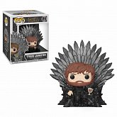 Фигурка Тириона — Funko Game of Thrones POP! Tyrion Sitting on Iron Throne