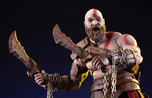 Фигурка Кратос — Mondo God of War 2018 1/6 Kratos