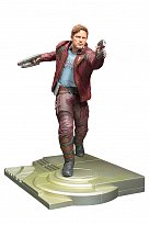Фигурка Стар-Лорда — Kotobukiya Guardians of the Galaxy ARTFX 1/6 Star Lord with Groot