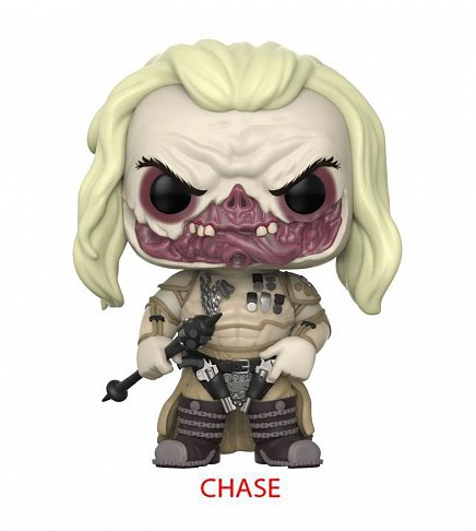 Фигурка Несмертного Джо — Funko Mad Max Fury Road POP! Immortan Joe Chase