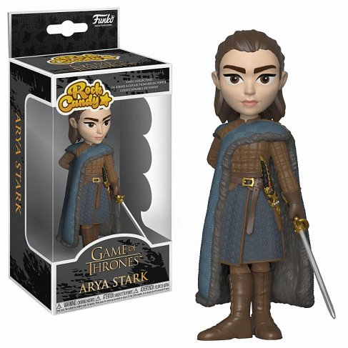 Фигурка Арья — Funko Game of Thrones Rock Candy Arya Stark
