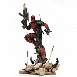 Статуя Дэдпула — Marvel Comics PrototypeZ 1/6 Deadpool