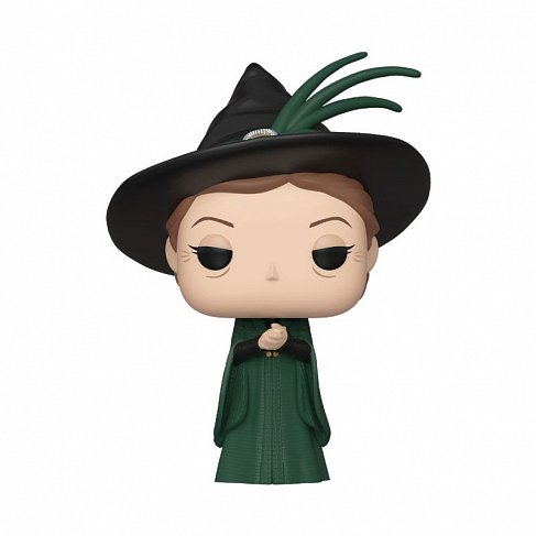 Фигурка МакГонагалл — Funko Harry Potter POP! Minerva McGonagall Yule