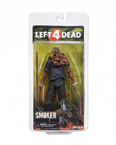 "Фигурка Курильщик ""Left 4 Dead"" (Nеса Left 4 Dead Action Figure Smoker)"