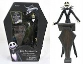 Фигурка Джека Скеллингтона — Nightmare before Christmas Silver Anniversary Jack