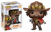 Фигурка МакКри — Funko Overwatch POP! McCree