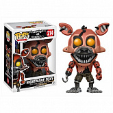 Фигурка Фокси — Funko POP! Five Nights at Freddys Nightmare Foxy
