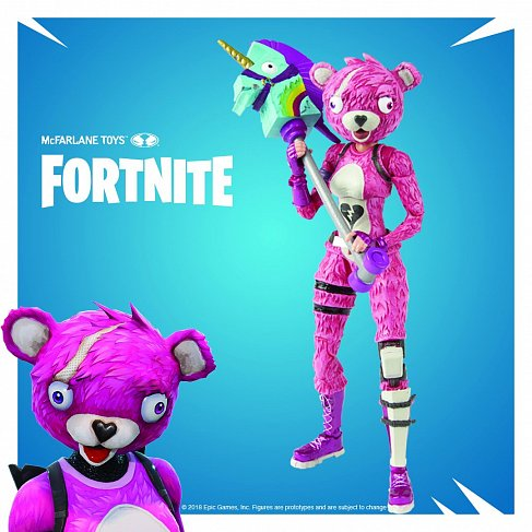 Фигурка Cuddle Team Leader — McFarlane Toys Fortnite Figure