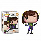 Фигурка ДиВа — Funko POP! Overwatch Nano Cola DVa Exc