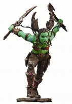 Фигурка Гароны — World of Warcraft Series 7 Garona Orc Rogue