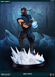 Статуя Саб-Зиро — Pop Culture Shock Mortal Kombat X Statue 1/4 Sub-Zero