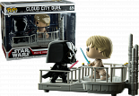 Фигурки Люк и Вейдер — Funko Star Wars POP! Movie Moments 2-Pack Cloud City Duel
