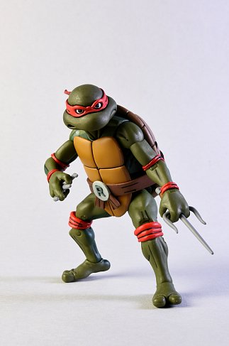 Набор Raphael vs Foot Soldier — Neca Teenage Mutant Ninja Turtles Figure 2-Pack