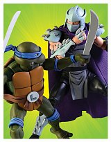 Набор Leonardo vs Shredder — Neca Teenage Mutant Ninja Turtles Figure 2-Pack