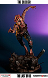 "Статуя Щелкун ""The Last of Us"" (Gaming Heads 1/4 Scale The Clicker Statue)"