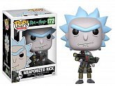 Фигурка Рика — Funko POP! Rick and Morty Weaponized Rick