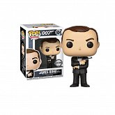Фигурка Бонда — Funko James Bond POP! Sean Connery