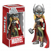 Фигурка Леди Тор — Funko Marvel Rock Candy Lady Thor