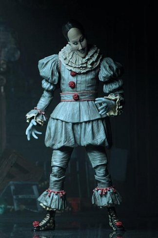 Фигурка Пеннивайза — Neca It 2017 Ultimate Pennywise Dancing Clown
