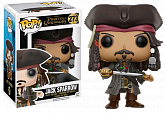 Фигурка Джека Воробья — Funko Pirates of the Caribbean POP! Jack Sparrow