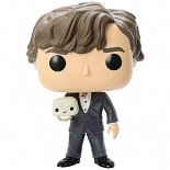 Фигурка Шерлока — Funko Sherlock POP! TV Sherlock with Skull