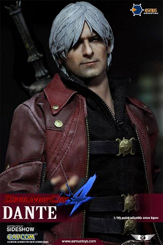 Фигурка Данте — Asmus Toys Devil May Cry 4 1/6 Dante