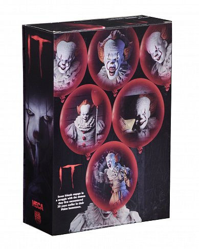 Фигурка Пеннивайза — Neca IT Ultimate Pennywise 2017