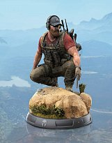 Фигурка Ghost Recon — Ubicollectibles Wildlands Collectors Edition PVC Statue