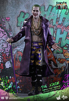 Фигурка Джокера — Hot Toys Suicide Squad 1/6 The Joker Purple Coat