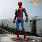 Фигурка Спайдермена — Mezco One: 12 Collective Spider-Man Homecoming