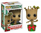 Фигурка Грута — Funko POP! Guardians OT Galaxy Holiday Groot