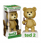 Башкотряс Тэд — Funko Ted 2 Wacky Wobbler Bobble-Head Talking