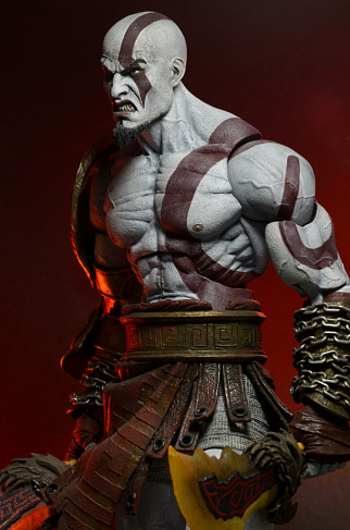 "Фигурка Кратос ""God of War Ultimate"" (Neca God of War III Ultimate Kratos Figure)"