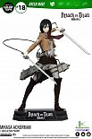 Фигурка Микасы — McFarlane Toys Attack on Titan Color Tops Mikasa Ackerman