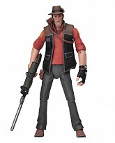 Фигурка Снайпера — Neca Team Fortress RED Sniper