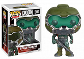 Фигурка Космоморпеха — Doom Games Funko POP! Space Marine