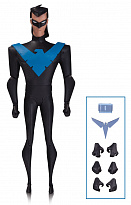 "Фигурка Найтвинг ""Batman The Animated Series"" (DC Collectibles Batman The Animated Series Nightwing Figure)"