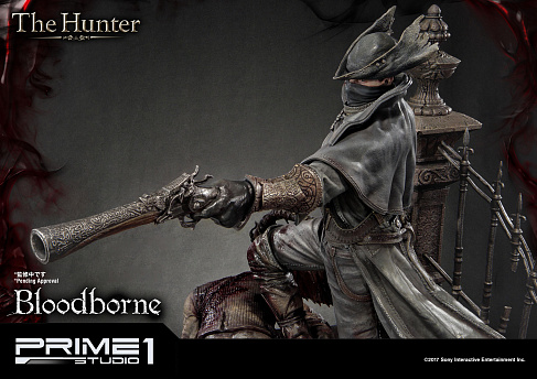 Статуя Охотника — Prime 1 Studios Bloodborne The Hunter