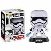 Башкотряс Штурмовик — Funko Star Wars Episode VII POP! FN-2199 Trooper