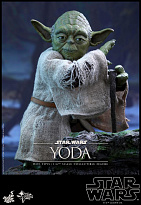 Фигурка Йоды — Hot Toys Star Wars Episode V 1/6 Yoda