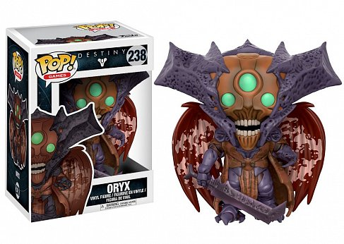 Фигурка Орикса — Funko Destiny POP! Oryx