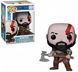 Фигурка Кратоса — Funko God of War 2018 POP! Kratos