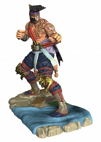 Фигурка Яго — Killer Instinct PVC Jago