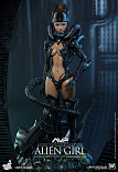Фигурка Чужой — Hot Toys Alien vs Predator 1/6 Alien Girl