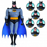 Фигурка Бэтмена — DC Collectibles Batman The Animated Series Expressions Pack