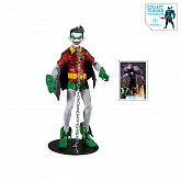 Фигурка Robin Crow — McFarlane Toys Dark Nights Metal