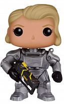 Фигурка Воительницы — Fallout Funko POP! Games Female Warrior in Power Armor